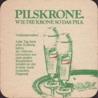 Beer coaster kronen-35-zadek-small