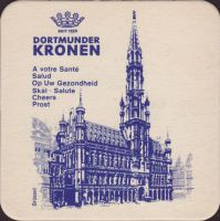 Beer coaster kronen-41-zadek-small