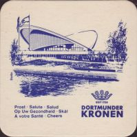 Beer coaster kronen-42-zadek-small