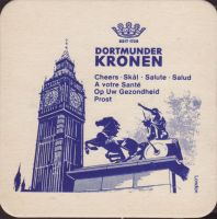 Beer coaster kronen-44-zadek-small