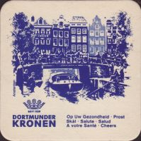 Beer coaster kronen-45-zadek-small