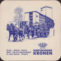 Beer coaster kronen-47-zadek-small