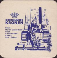 Beer coaster kronen-48-zadek-small