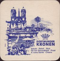 Beer coaster kronen-50-zadek-small