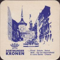 Beer coaster kronen-51-zadek-small