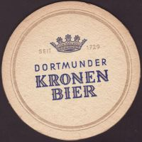 Beer coaster kronen-61-zadek-small