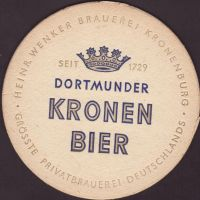 Beer coaster kronen-62-small