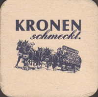 Beer coaster kronen-7-zadek-small
