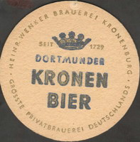 Beer coaster kronen-8-zadek-small