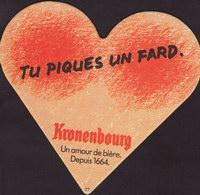 Pivní tácek kronenbourg-383-small