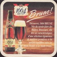 Pivní tácek kronenbourg-85-zadek