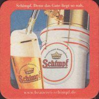 Beer coaster kronenbrauerei-alfred-schimpf-4-small