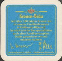 Pivní tácek kronenbrauerei-halter-1-zadek-small