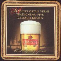 Pivní tácek krusovice-107-small