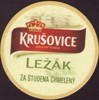 Beer coaster krusovice-108-small