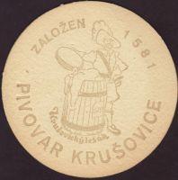 Pivní tácek krusovice-116-small