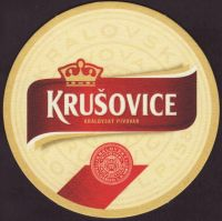 Pivní tácek krusovice-120-small