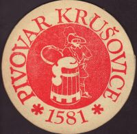 Pivní tácek krusovice-127-small