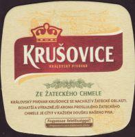 Pivní tácek krusovice-128-small