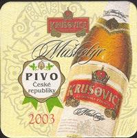 Pivní tácek krusovice-15-zadek