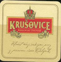 Pivní tácek krusovice-36
