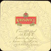Pivní tácek krusovice-40-zadek