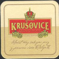 Pivní tácek krusovice-43