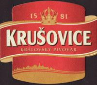 Beer coaster krusovice-70-small