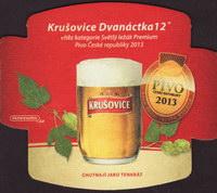 Pivní tácek krusovice-80-zadek-small