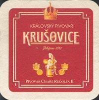 Pivní tácek krusovice-9