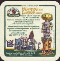 Pivní tácek kuchlbauer-7-zadek-small