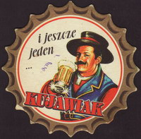 Beer coaster kujawiak-10-zadek-small