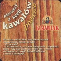 Beer coaster kujawiak-15-zadek-small