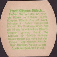 Pivní tácek kuppers-19-zadek-small