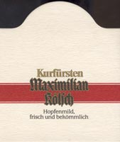 Pivní tácek kurfursten-1-zadek