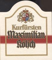 Pivní tácek kurfursten-1
