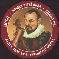 Beer coaster kutna-hora-16-small