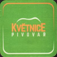 Beer coaster kvetnice-1-small