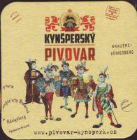Beer coaster kynspersky-pivovar-2-small