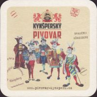 Beer coaster kynspersky-pivovar-4-small