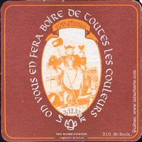 Beer coaster la-barberie-1