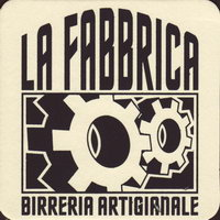 Pivní tácek la-fabbrica-birreria-artigianale-1-small