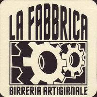 Pivní tácek la-fabbrica-birreria-artigianale-2-small