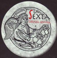 Pivní tácek la-sexta-1-small
