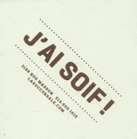 Pivní tácek la-succursale-petite-brasserie-du-vieux-rosemont-1-zadek-small