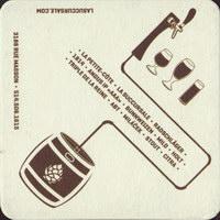Beer coaster la-succursale-petite-brasserie-du-vieux-rosemont-2-zadek