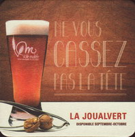 Beer coaster la-voie-maltee-1-small