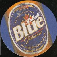 Beer coaster labatt-10-zadek