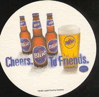 Beer coaster labatt-10