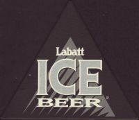 Beer coaster labatt-111